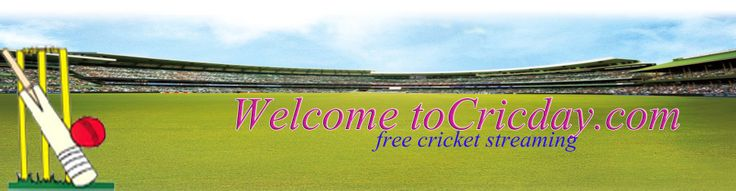 In many sports and games, cricket is a special event. A large number people love to watch this sport. For them, 'cricday.com' offers live streaming at free of cost. In this site, you can also know about cricket matches' schedules, times and many others. To get more information, browse this image.