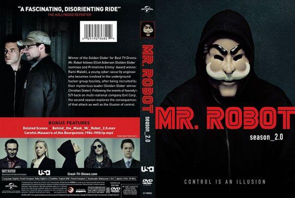 Mr Robot 2 Sezon Indir Turkce Dublaj 1080p Robot Film Turkce