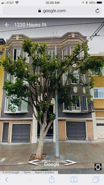 Building Photo 1 Bedroom In San Francisco Ca 94117 Sf Apartments