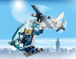 FREE LEGO City Police Helicopter with Purchase on http://www.icravefreebies.com/