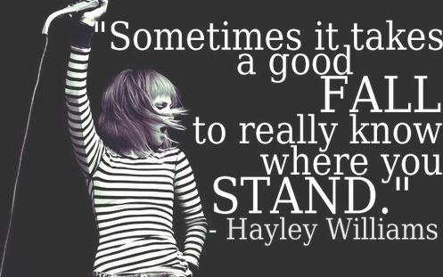 .: Words Of Wisdom, Haley Williams Quotes, Good Quotes, Hayley Williams, Paramore Quotes, Well Said, So True, Film Music Books, Wise Words