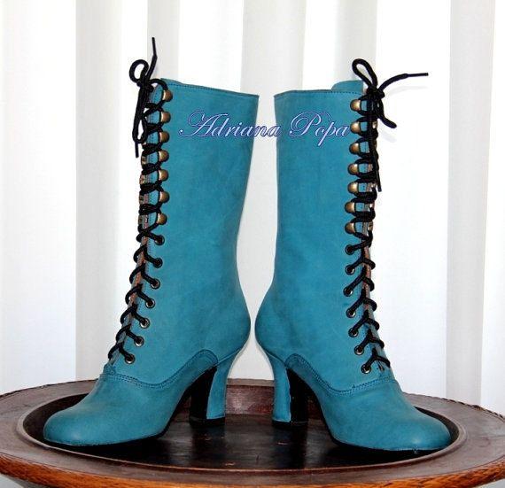 Hoi! Ik heb een geweldige listing op Etsy gevonden: https://www.etsy.com/nl/listing/217704354/verkoop-victoriaanse-laarzen-voor