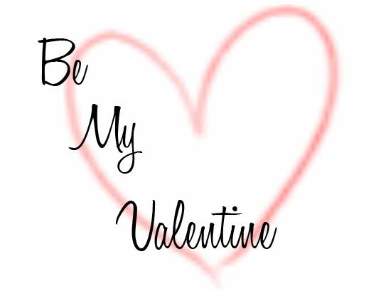 only music saves: Be My Valentine : Love Songs [part 5]