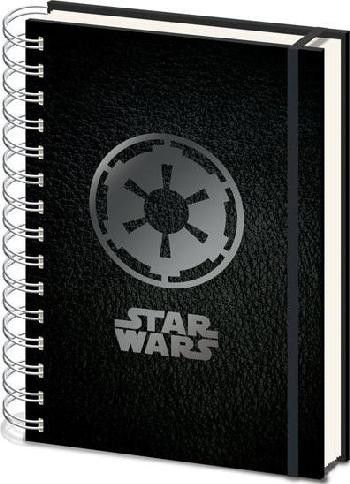 STAR WARS - Empire Notepad