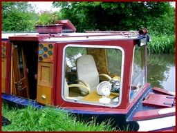 Now Private Ex Hotel Narrowboat Willow is now for Sale