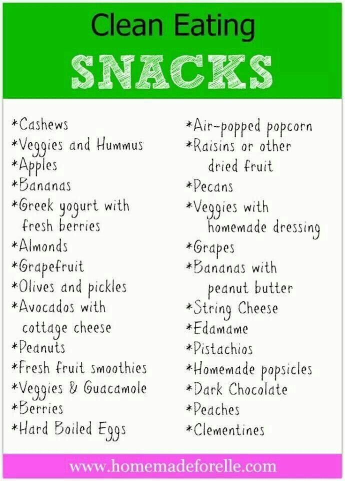 Clean Eating Snack Ideas for young #soccer players