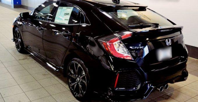 2019 Honda Civic Hatchback Sport Touring Redesign Specs And Price Honda Civic Hatchback Civic Hatchback Honda Civic