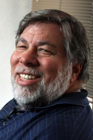 Steve Wozniak inventor of the Apple Computer
