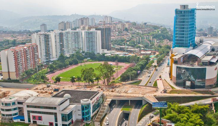 Bucaramanga, ciudad bonita. Vive Colombia, vive por ella. #Bucaramanga #NiceCity #City #LandScape