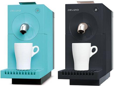 Delizio Uno capsule coffee machine | Appliancist