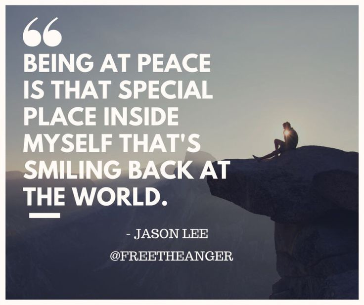 My Peaceful Thought