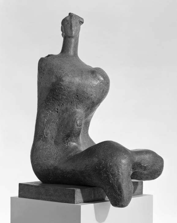 Henry Moore OM, CH, Woman 1957-8