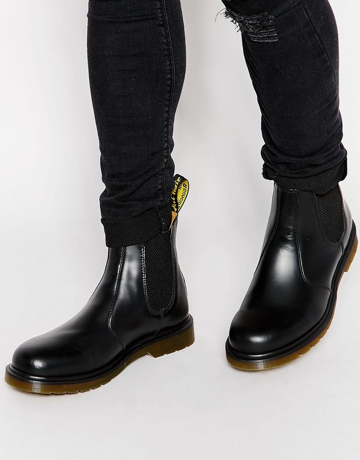 dr martens 2976 chelsea boots my style pinterest dr martens leather and smooth. Black Bedroom Furniture Sets. Home Design Ideas