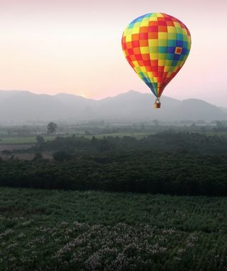 Hua Hin Hot Air Balloon Festival