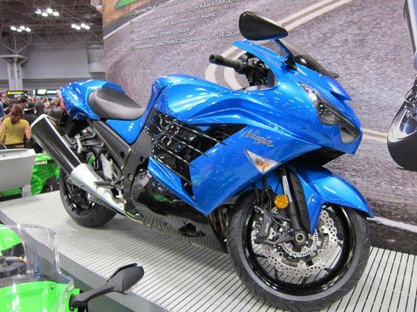 Kawasaki Zzrmodel