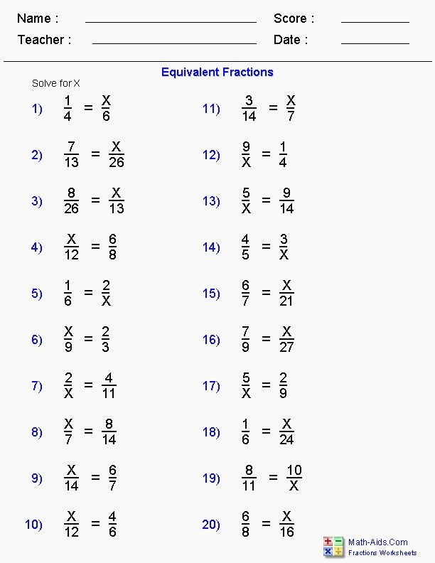 Math Aids Com Fractions Worksheets Answers wplandingpages