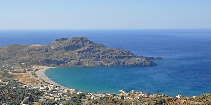 Rethymnon, Crete: Plakias