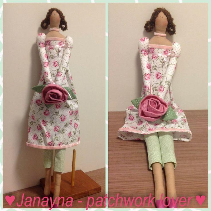 Janayna: patchwork lover!