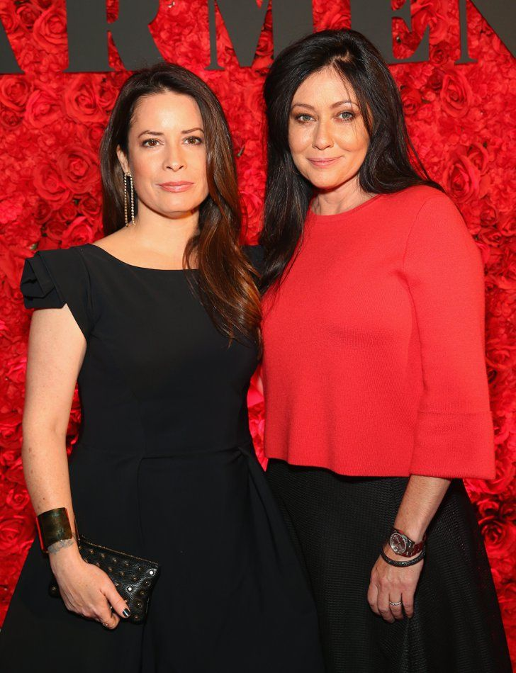 Pin for Later: 18 TV and Movie Reunions That Have Already Happened in 2016 Charmed Holly Marie Combs and Shannen Doherty attended the opening night of Opera Australia's production of Carmen at Sydney Opera House in June.