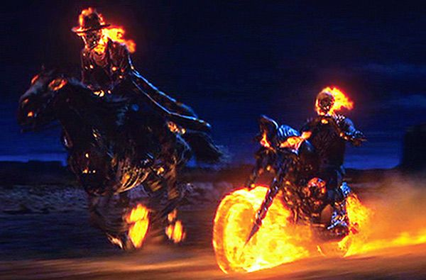 Ghost Rider | Ghost Rider movie - Nicolas Cage - Johnny Blaze - Character profile