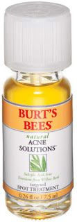 My Favorite Burt's Bees Products: Burt's Bees Acne Targeted Spot Treatment, 0.26 fl....