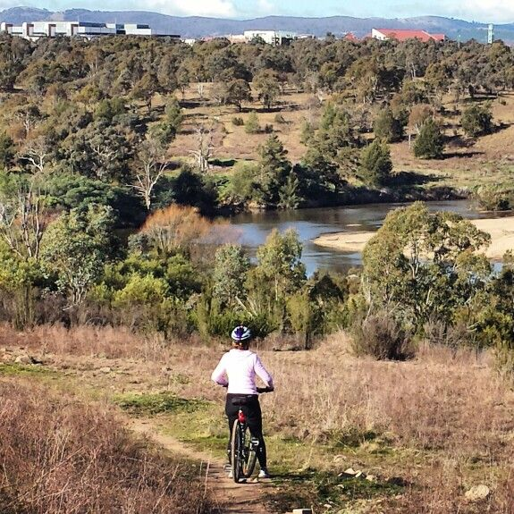 Canberra Centennial Trail Kambah