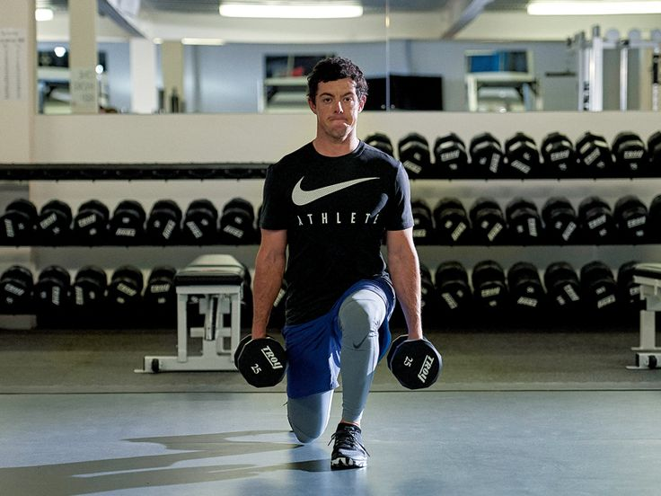 In this exclusive feature, Neil Tappin joins Rory McIlroy for a full training session. What goes in to the Rory McIlroy gym routine and how tough is it?