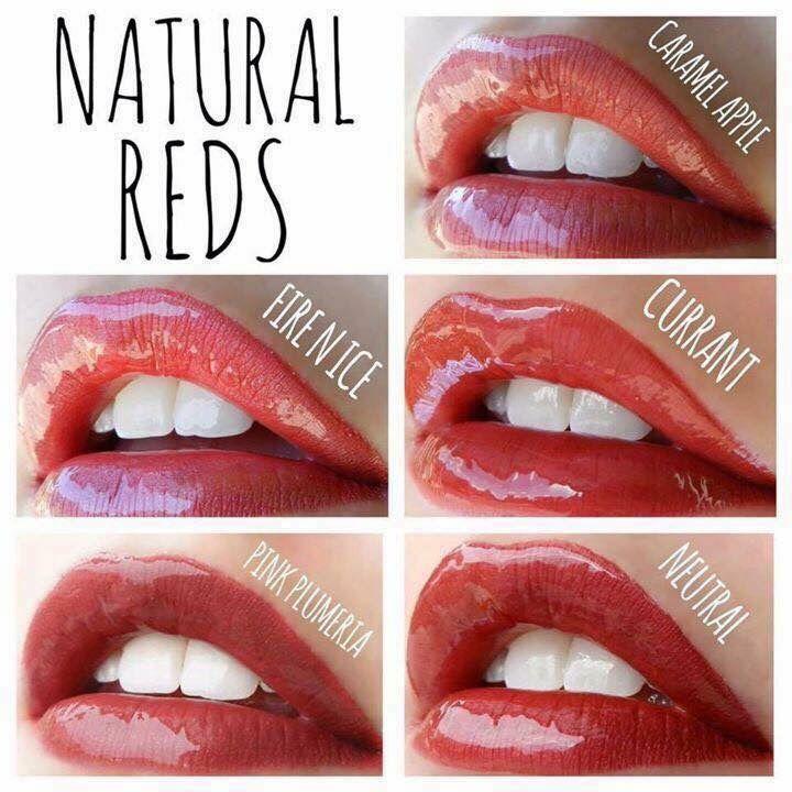 Natural Red LipSense lip colors LipSense Distributor 197061 www.SeneGence.com/TimelessEleganceByTara