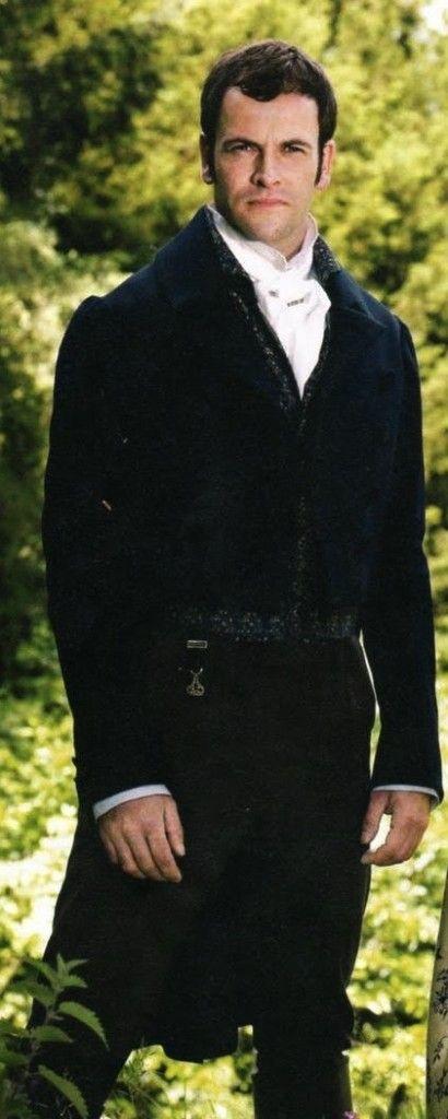 Mr. Knightley.... Because it's Mr. Knightley (Jonny Lee Miller)