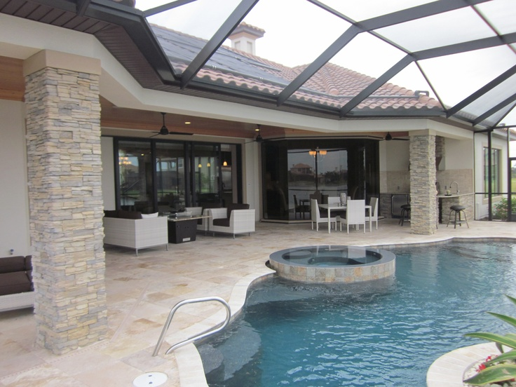 83 best outdoor living images on pinterest the great for How to build your own house in florida