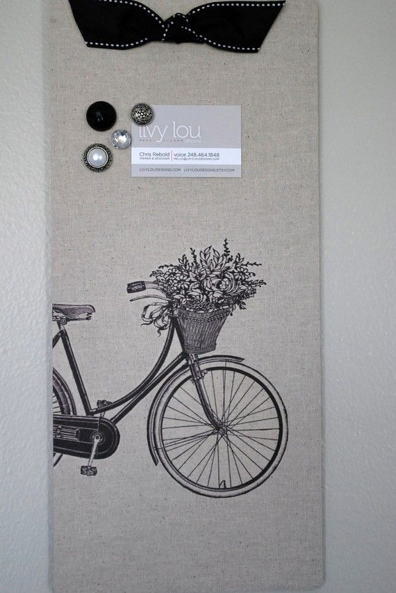 Fabric Magnet Board