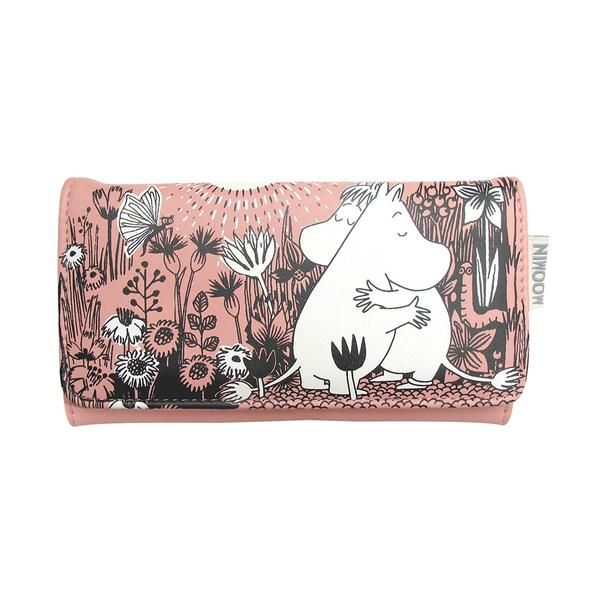 Moomin Love wallet by Disaster Designs – The Official Moomin Shop