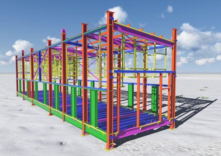 Modelado y Delineación Industrial en el Proyecto 8577-Cogeneration Facility for Fort Hills (Canadá)