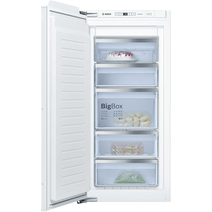 Bosch GIN41AE30G Integrated Upright Freezer - £999 Park Lane - einbau k chenger te set