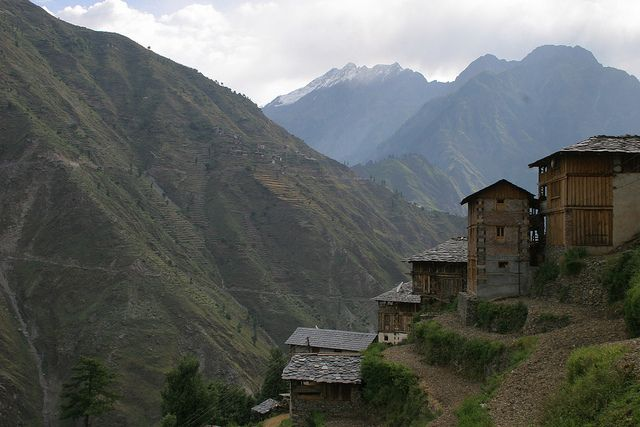 Tennali, Bharmour, Himachal Pradesh, India