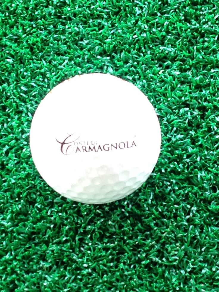 Golf Ball by Enoteca e Ristorante Conte di Carmagnola Udine
