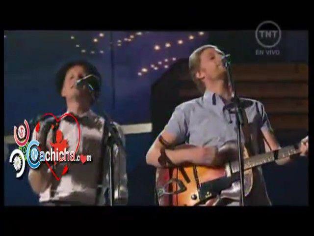 Presentacion De The Lumineers En Los #CachichaGrammys #Video - Cachicha.com