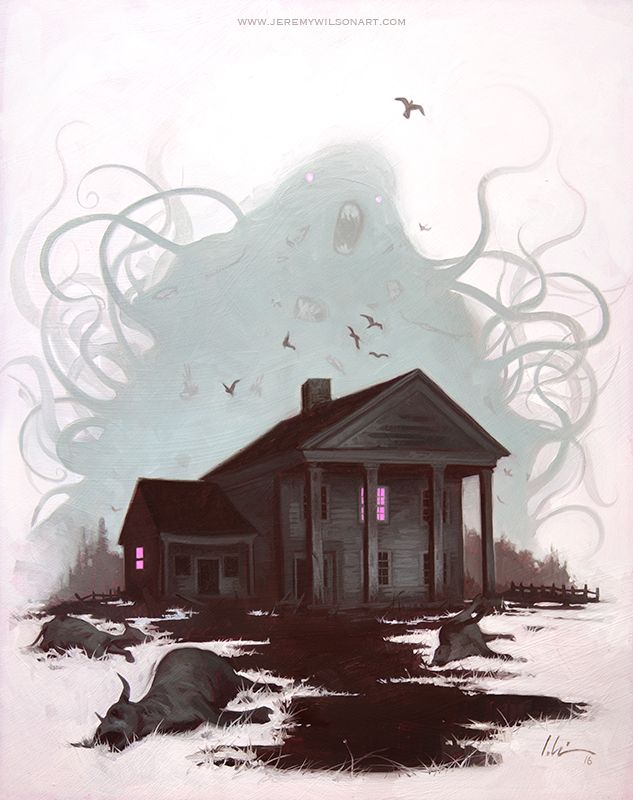 The Dunwich Horror by Jeremy Wilson : ImaginaryHorrors