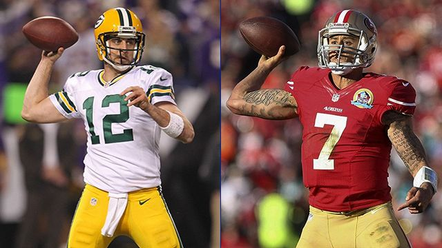 GAMETIME'S TOP 5 NFL MATCHUPS FOR OPENING WEEK