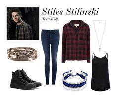Teen Wolf - Stiles Stilinski inspired outfit