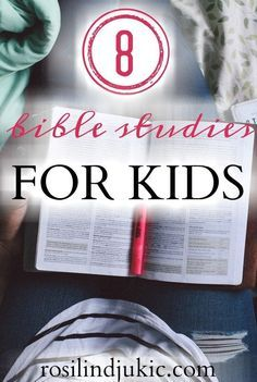 Are you looking for Bible studies for your kids to help them build God's Word in…