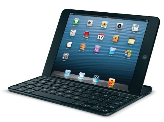 Professor Dubiel was talking about getting a keyboard for his iPad.     Which do your prefer: touchscreen or keyboard?