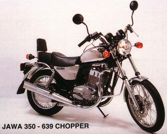 350 Chopper, 1997