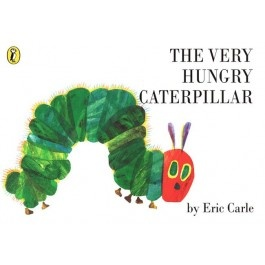 The Very Hungry Caterpillar (paperback) $16.95