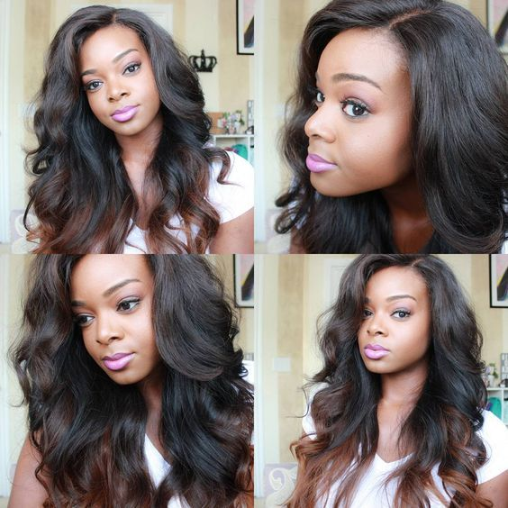 weave hair styles for black 83 best lace front wigs images on lace front 6355