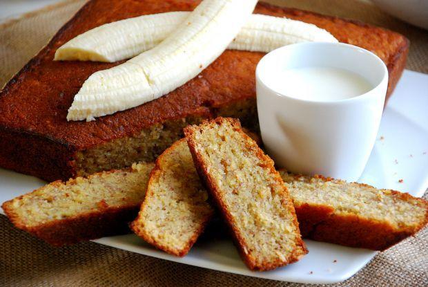 Ciasto bananowe. Ma naprawdę wyjątkowy smak!