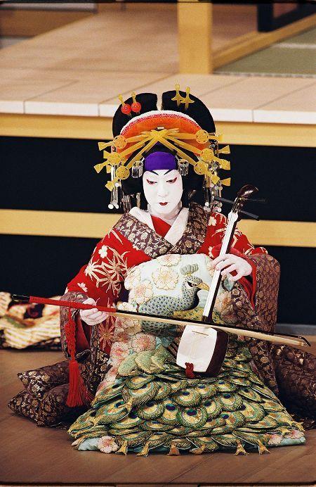 Kabuki | Tamasaburo