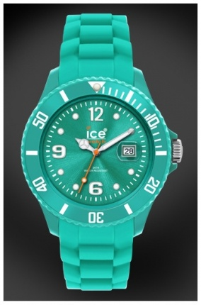 ice watch turquoise. I have this watch! <3