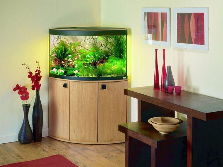 Cum integrezi un acvariu în decorul casei - 10 idei creative | CasaMea.ro