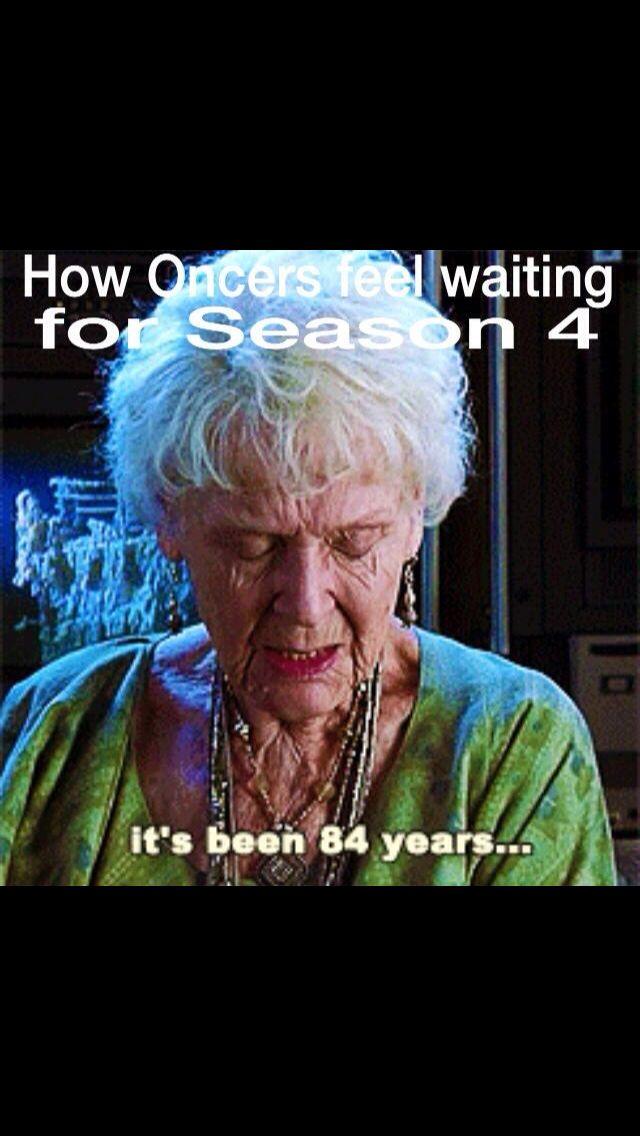 So true, it seem like it's been forever!!